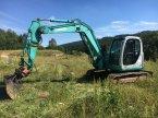Bagger des Typs Kobelco SK80 MSR in Bayern - Drachselsried