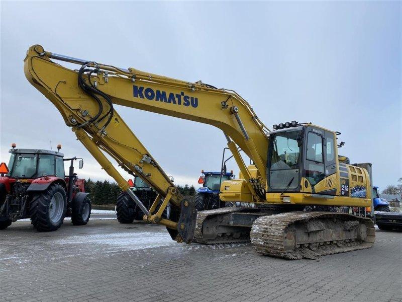 Bagger a típus Komatsu PC80MR-3 PÅ VEJ HJEM!, Gebrauchtmaschine ekkor: Aalestrup (Kép 1)