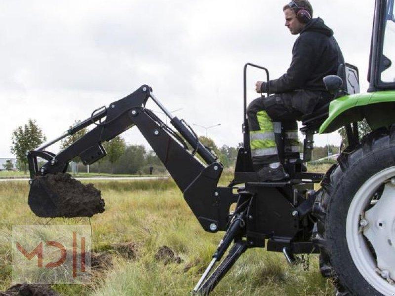 Bagger типа MD Landmaschinen Kellfri Anbaubagger für Traktoren, Neumaschine в Zeven (Фотография 1)