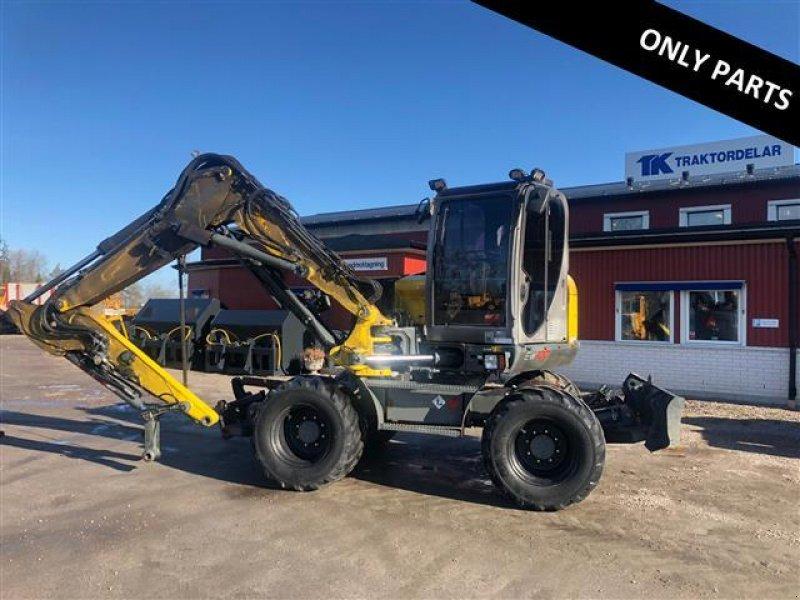 Bagger a típus Neuson EW100 Dismantled: only parts, Gebrauchtmaschine ekkor: Linköping (Kép 1)