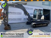 Bagger des Typs Terex TC 125 Midibagger 13to, Gummiketten, Greiferhydr., Gebrauchtmaschine in Schrobenhausen