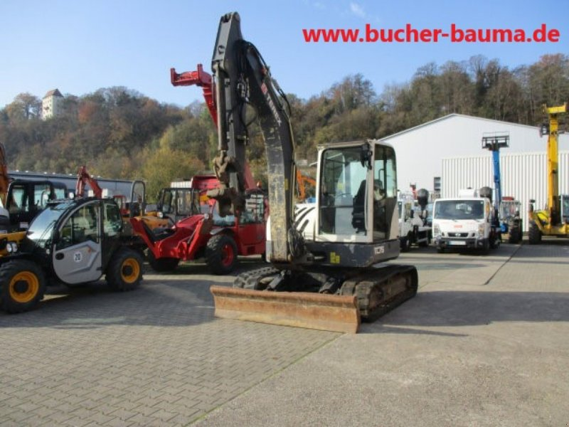 Bagger типа Terex TC 75, Gebrauchtmaschine в Obrigheim (Фотография 1)