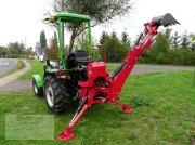 Vemac HB76 Heckbagger Anbaubagger Bagger Kran Traktor Neu Экскаваторы