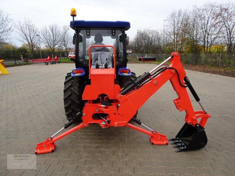 Bagger типа Vemac HB76 Heckbagger Anbaubagger Bagger Kran Traktor Neu, Neumaschine в Osterweddingen / Magdeburg (Фотография 1)