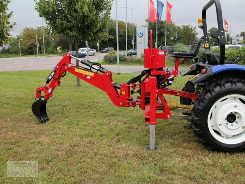 Bagger типа Vemac Heckbagger BHSM225 Anbaubagger Bagger Minibagger Microbagger NEU, Neumaschine в Osterweddingen / Magdeburg (Фотография 1)