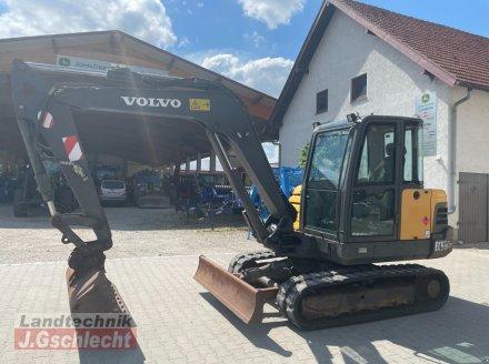 Bagger типа Volvo EC 55C, Gebrauchtmaschine в Mühldorf (Фотография 5)