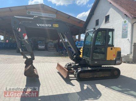 Bagger типа Volvo EC 55C, Gebrauchtmaschine в Mühldorf (Фотография 7)