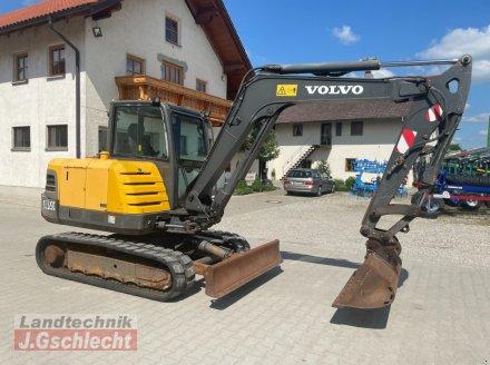Bagger типа Volvo EC 55C, Gebrauchtmaschine в Mühldorf (Фотография 14)