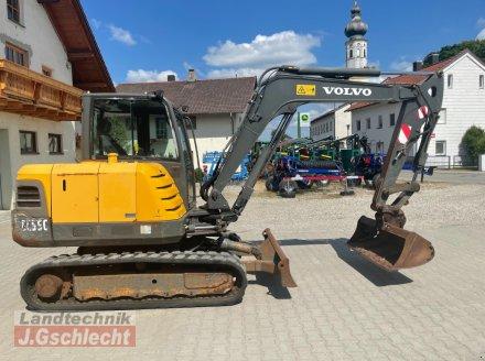 Bagger типа Volvo EC 55C, Gebrauchtmaschine в Mühldorf (Фотография 15)