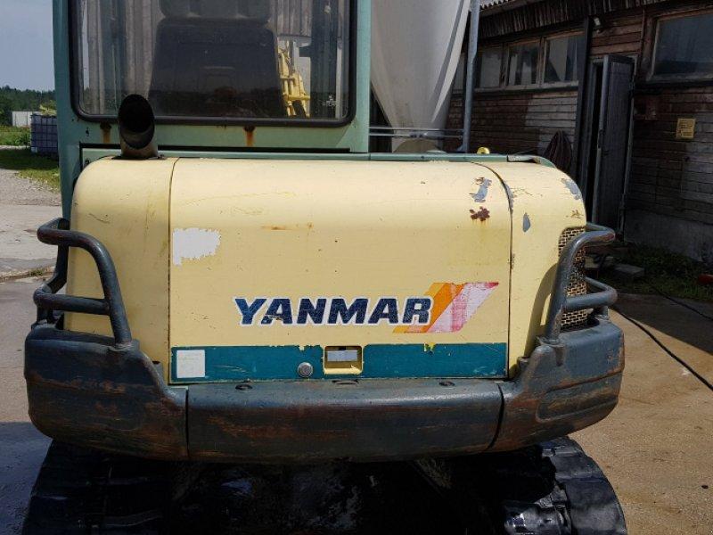 Bagger типа Yanmar B50 - 2, Gebrauchtmaschine в Albaching (Фотография 3)