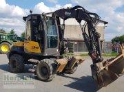 Baggerlader типа Ahlmann Mecalac 12MTX, Gebrauchtmaschine в Drebach