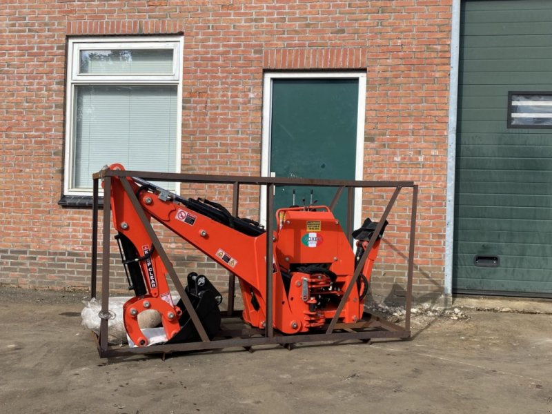 Baggerlader типа Boxer AL Graafmachine, Gebrauchtmaschine в Grijpskerk (Фотография 1)