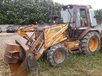 Case IH 580 SK Baggerlader