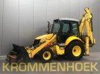 Baggerlader des Typs New Holland LB 110-4 PT v Apeldoorn