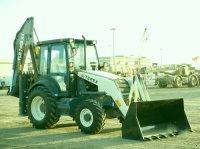Terex TLB740S Baggerlader