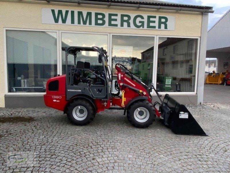 Baggerlader des Typs Weidemann  1380, Gebrauchtmaschine in Frontenhausen (Bild 1)