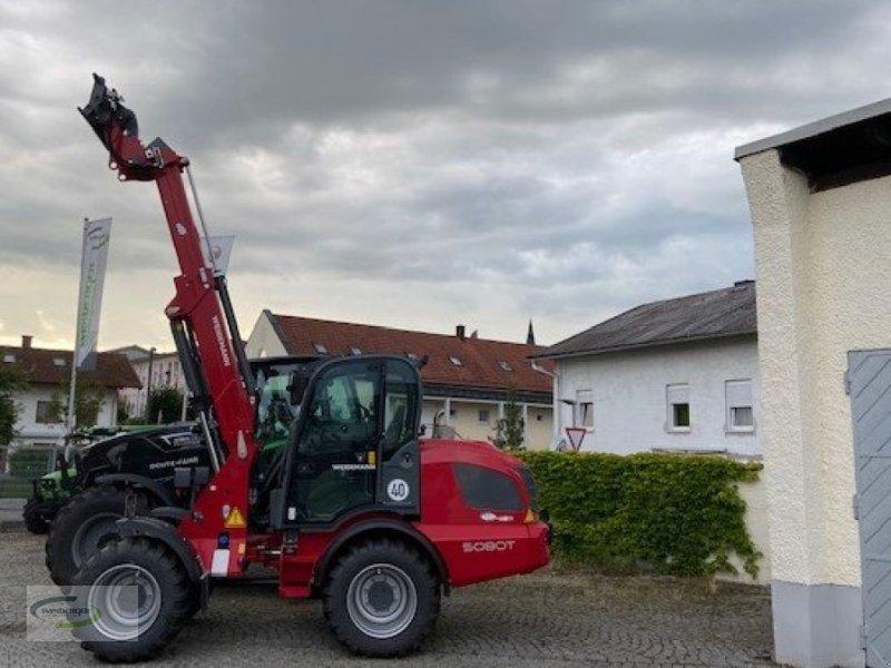 Baggerlader a típus Weidemann  5080 T, Gebrauchtmaschine ekkor: Frontenhausen (Kép 2)