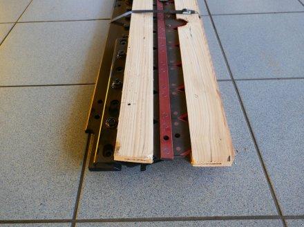 Balkenmäher des Typs Aebi Freischnittbalken 1,60 m, Gebrauchtmaschine in Villach (Bild 3)