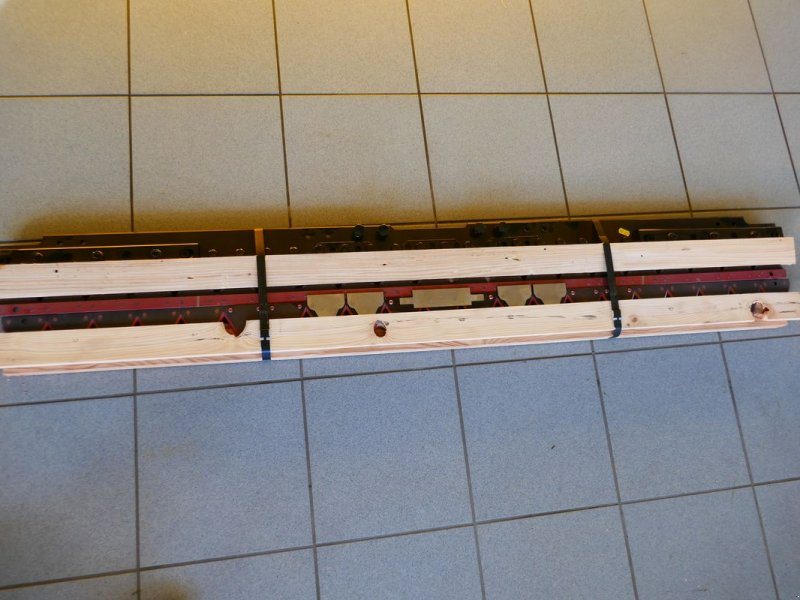 Balkenmäher a típus Aebi Freischnittbalken 1,60 m, Gebrauchtmaschine ekkor: Villach (Kép 1)