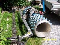 Brielmaier Hydro-Mäher  27 PS gerendelyes kaszálógép