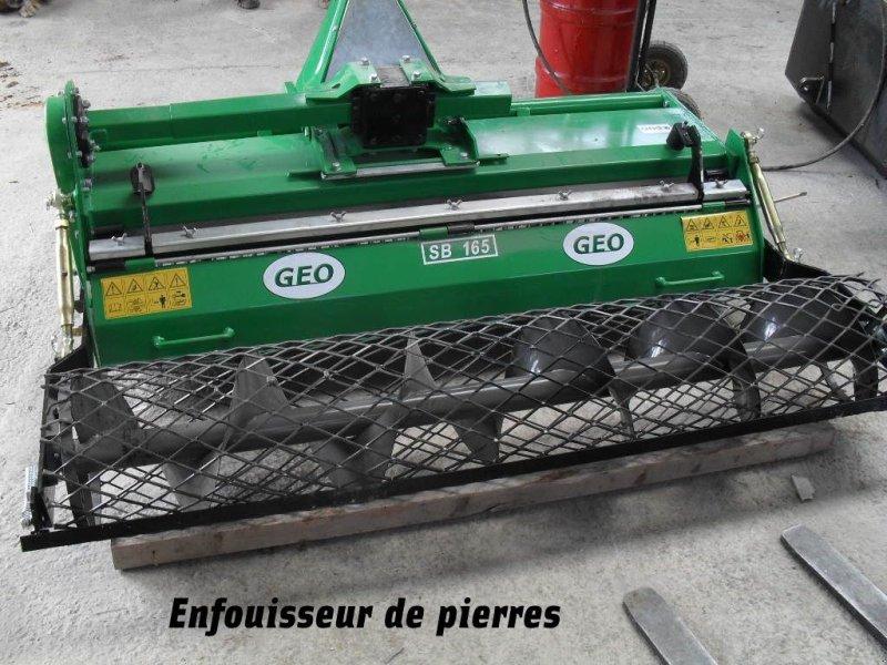 Balkenmäher des Typs Geo SB 95 à 230 CM, Gebrauchtmaschine in RETHEL (Bild 1)