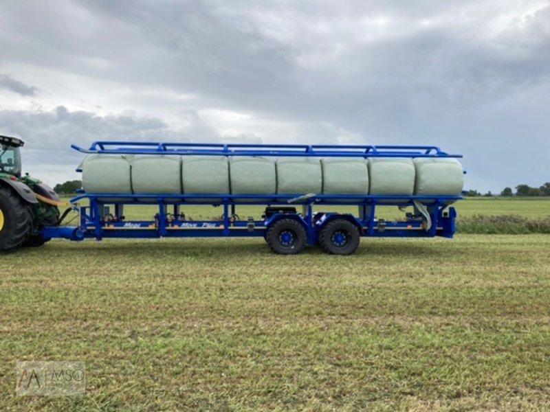 Ballensammelwagen des Typs A. Wilson Engineering Ltd. Mega Move Plus 16, Neumaschine in Südbrookmerland (Bild 1)