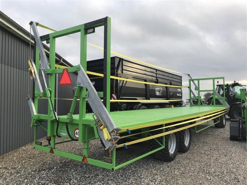 Ballensammelwagen des Typs Agro L10250 10 m, ballesikring med stropper, Gebrauchtmaschine in Løgstør (Bild 1)