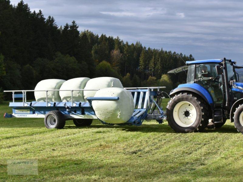 Ballensammelwagen a típus Austrex Handels GesmbH BallenMaster 6000, Neumaschine ekkor: Oberneukirchen (Kép 3)