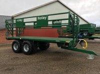 Bailey Bale and pallet 14 ton Ballensammelwagen