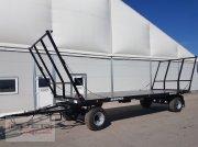Brantner ZPW 12000 A Zweiachs Bale collecting wagon