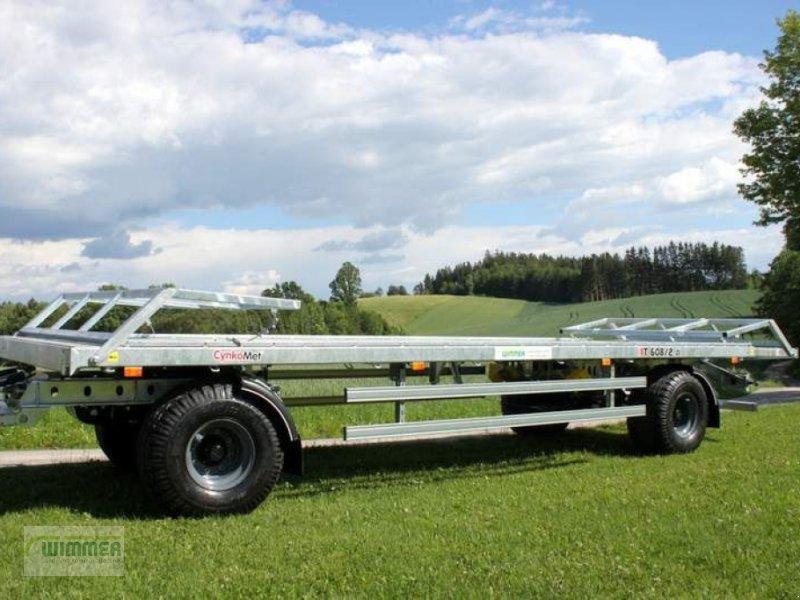 Ballensammelwagen типа CYNKOMET T 608-2, Neumaschine в Kematen (Фотография 20)