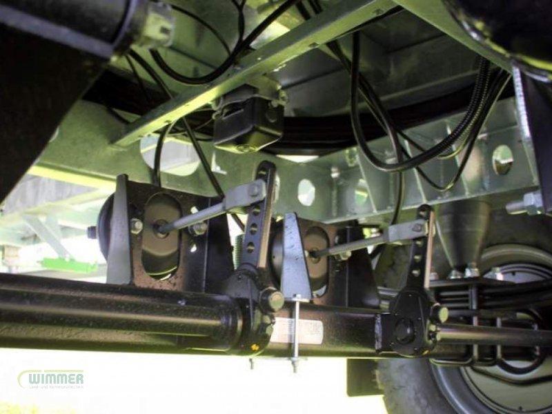 Ballensammelwagen типа CYNKOMET T 608-2, Neumaschine в Kematen (Фотография 7)