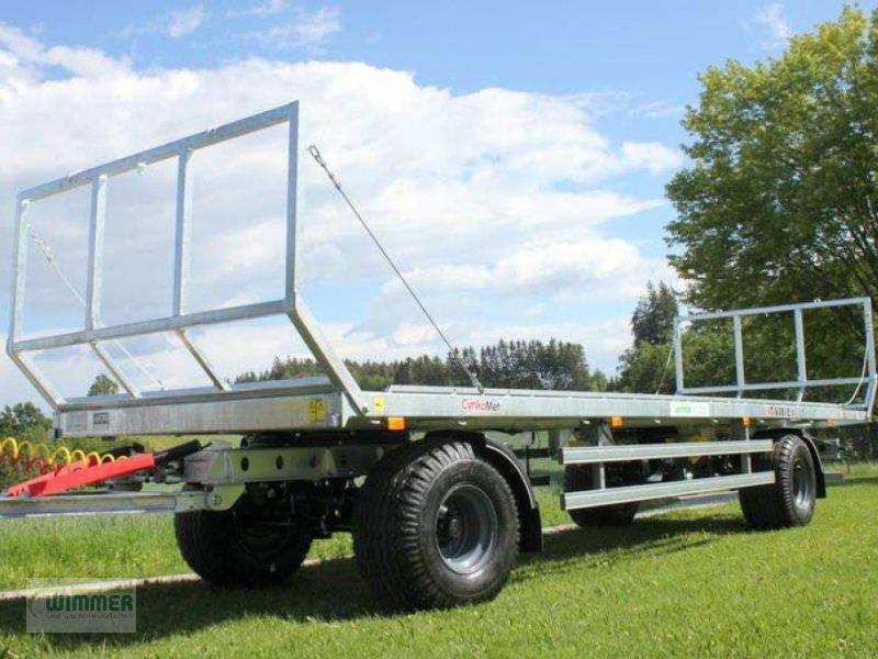 Ballensammelwagen типа CYNKOMET T 608-2, Neumaschine в Kematen (Фотография 17)
