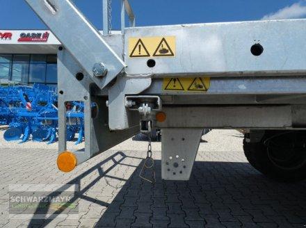 Ballensammelwagen des Typs Fliegl DPW 180 B, Gebrauchtmaschine in Aurolzmünster (Bild 6)