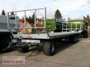 Fliegl DPW 180 B Bale collecting wagon