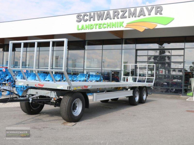 Ballensammelwagen типа Fliegl DPW 240, Neumaschine в Gampern (Фотография 1)