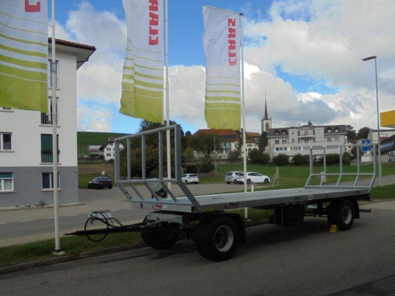 Ballensammelwagen типа Fliegl ZPW 120 B, Vorführmaschine в Treyvaux (Фотография 1)