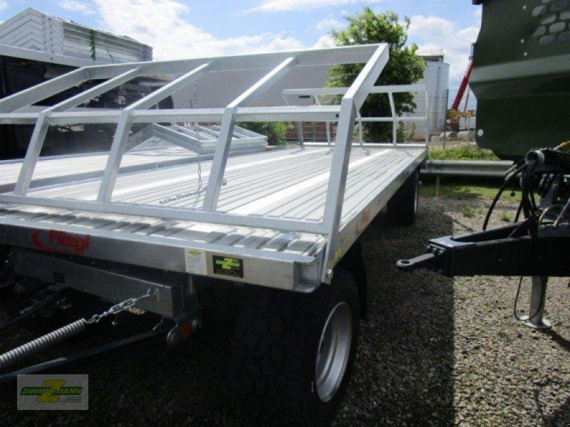Ballensammelwagen a típus Fliegl ZPW 120B bis 8,1m ve, Neumaschine ekkor: Euskirchen (Kép 1)