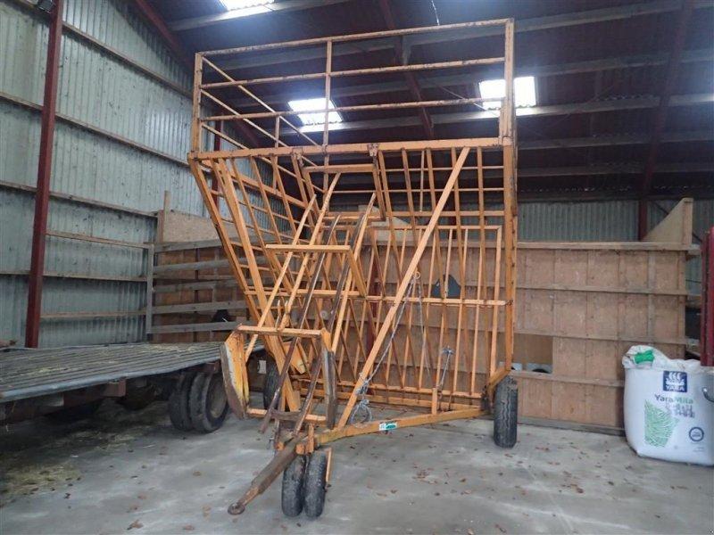 Ballensammelwagen des Typs HE-VA til småballer, Gebrauchtmaschine in Egtved (Bild 1)