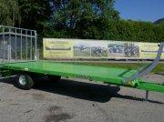 Ballensammelwagen del tipo Joskin Wago Plattformanhänger, Gebrauchtmaschine en Villach