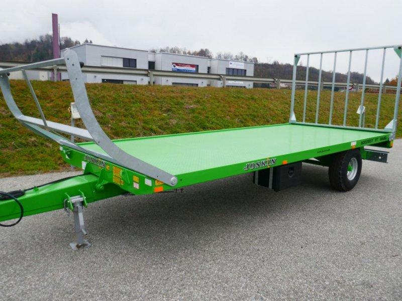 Ballensammelwagen типа Joskin Wago Plattformanhänger, Gebrauchtmaschine в Villach (Фотография 1)