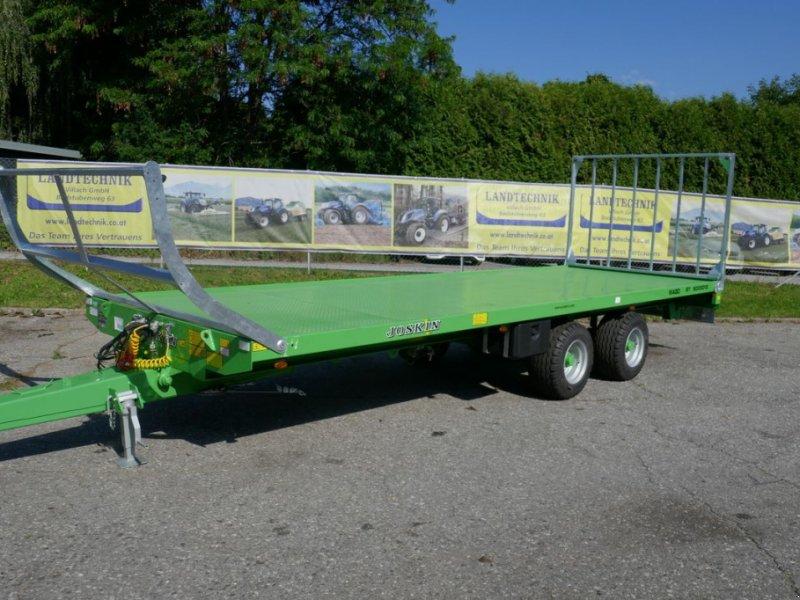 Ballensammelwagen типа Joskin Wago ST 8000, Gebrauchtmaschine в Villach (Фотография 1)