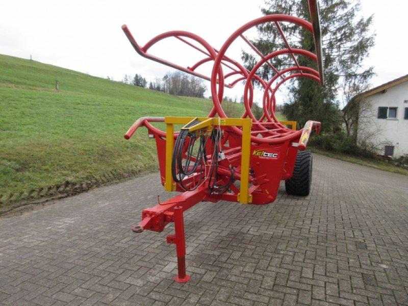 Ballensammelwagen типа Keltec 8, Gebrauchtmaschine в Mesikon (Фотография 1)