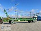 Ballensammelwagen des Typs Kröger PWO18 in Rechterfeld