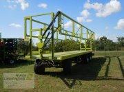 Ballensammelwagen des Typs MDW-Fortschritt BTW V9, Neumaschine in Schora