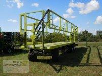 MDW-Fortschritt BTW V9 bálagyűjtő kocsi