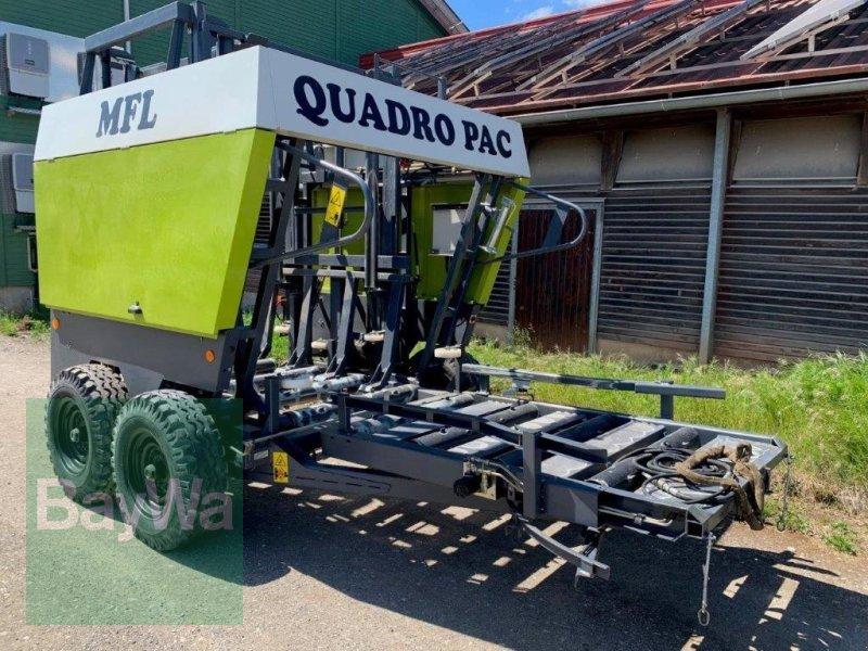 Ballensammelwagen des Typs Mühlberger Fahrzeugbau QuadroPAC, Gebrauchtmaschine in Fürth (Bild 1)