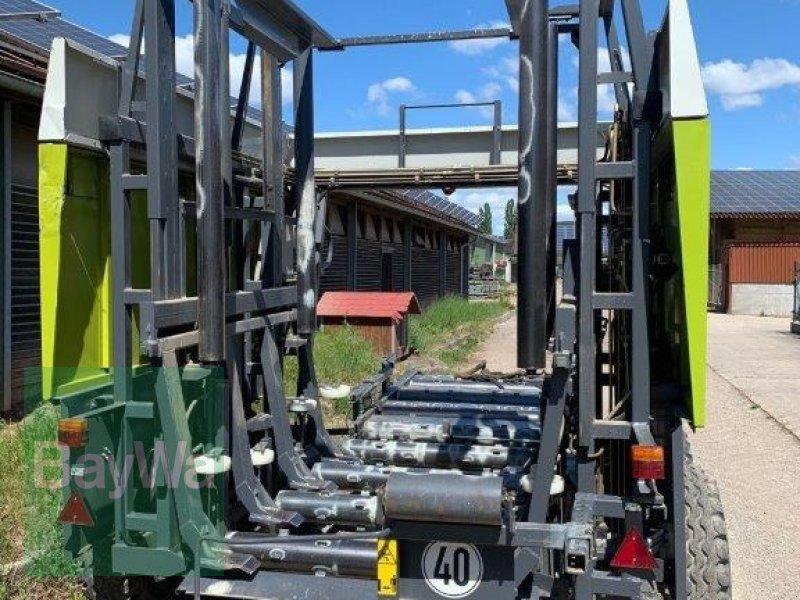 Ballensammelwagen des Typs Mühlberger Fahrzeugbau QuadroPAC, Gebrauchtmaschine in Fürth (Bild 10)