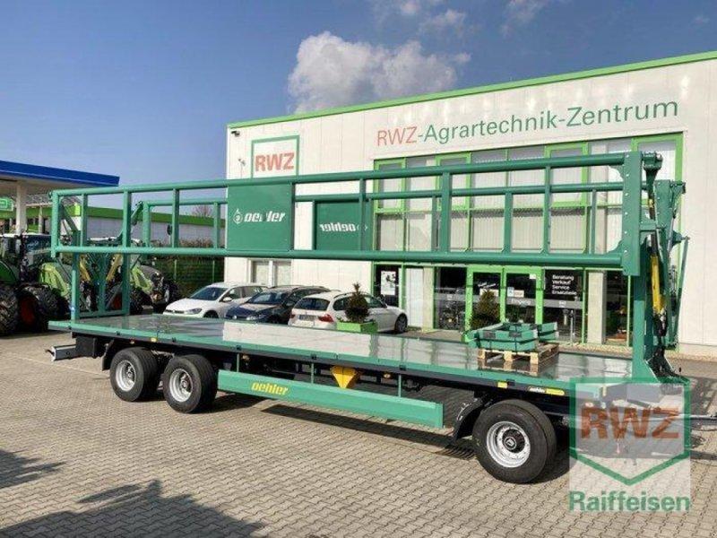 Ballensammelwagen des Typs Oehler DDK 240 BK Modell '21, Neumaschine in Rommerskirchen (Bild 1)