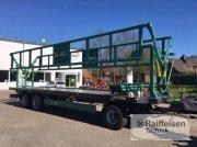 Ballensammelwagen des Typs Oehler OL DDK 240 BK, Neumaschine in Itzehoe